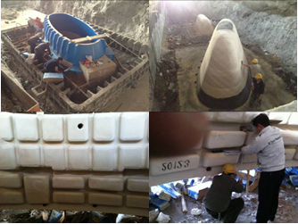 Sand mould manufacturing and inspection