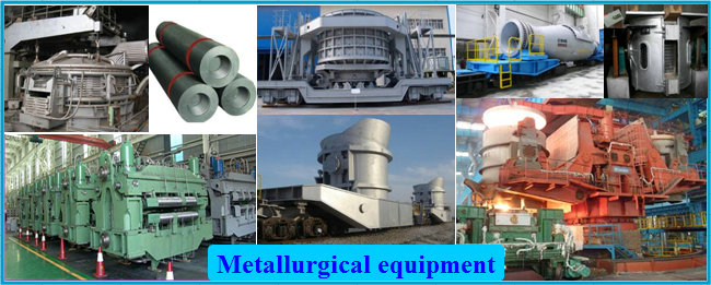 Metallurgical Machinery and parts